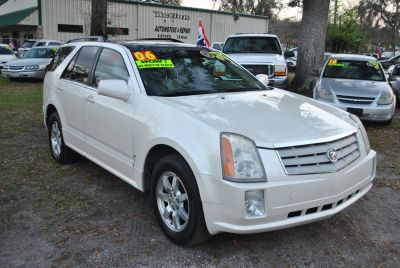 2006 Cadillac SRX Base (Ivory)
