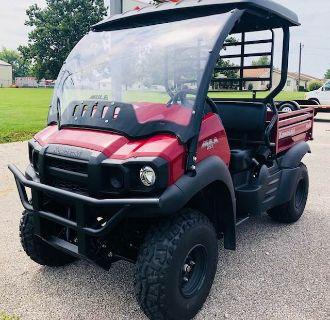 2018 Kawasaki Mule SX 4X4 Side x Side Utility Vehicles Fairfield, IL
