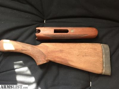 For Sale: Ruger red label stock and forend