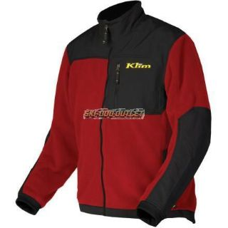 Purchase YouthKLIM Everest Jacket - Red motorcycle in Sauk Centre, Minnesota, United States, for US $79.99