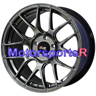 Purchase 19 19x8.75 ET +35 5x112 XXR 530 Chromium Black Wheels Rims Concave Volkswagen VW motorcycle in Rancho Cucamonga, California, US, for US $528.00