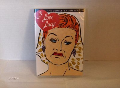 I Love Lucy The Complete 5th Season