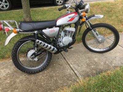 1975 Suzuki TS 125