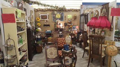 Going out of business sale Lake Norman Antique the one in the Water Tower mall down 150