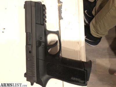 For Sale: Sig Sauer P2022 9MM