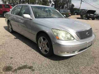 Used 2005 Lexus LS for sale
