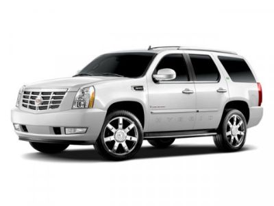 2010 Cadillac Escalade Hybrid Base (Black Ice)