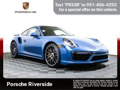 2019 Porsche 911 Turbo (OSLO BLUE PTS)