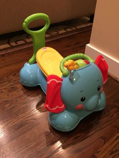 Babies/Toddlers elephant bounce and ride