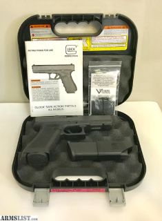 For Sale: GLOCK 17 9mm Vickers Tactical RTF2 Limited Edition