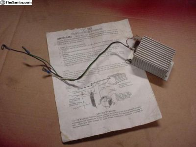 Electronic Ignition Module- Breakerless All VW's