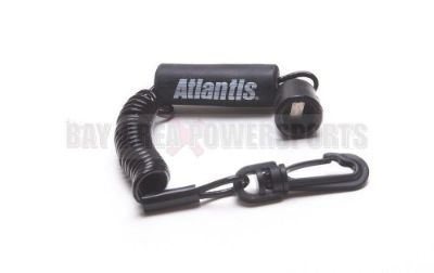 Purchase New Sea Doo BRP DESS Key Switch Floating Lanyard Tether BLACK RFI DI 4-Tec ALL motorcycle in Yorktown, Virginia, United States, for US $30.95