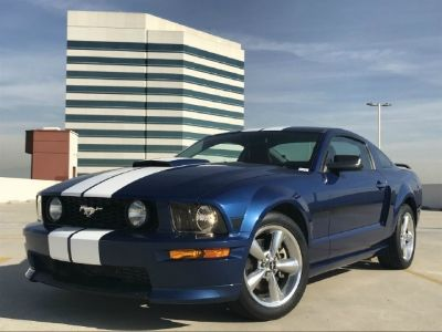 2007 Ford Mustang 2dr Cpe GT Deluxe