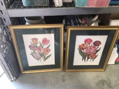 Flower Artwork Set