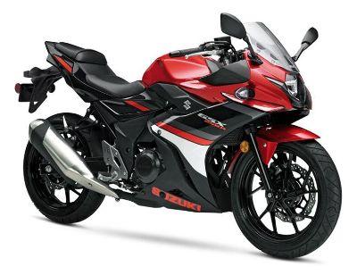 2018 Suzuki GSX250RZ Sport Motorcycles Canton, OH
