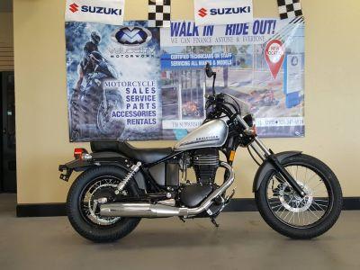 2018 Suzuki Boulevard S40 Cruiser Motorcycles Melbourne, FL