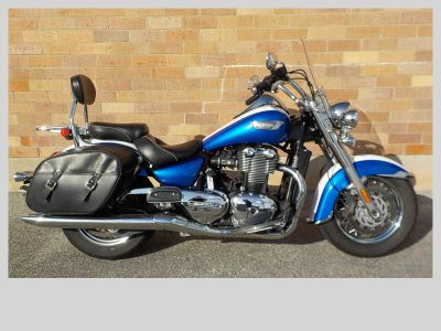 2015 Triumph Thunderbird LT ABS Cruiser Motorcycles San Antonio, TX