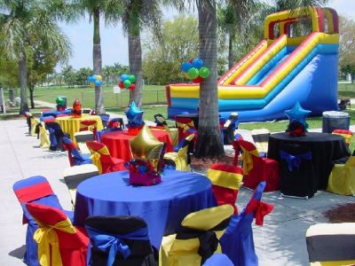Party Rentals Sacramento: Book Your Favorite Bounce House Today!