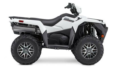 2020 Suzuki KingQuad 500AXi Power Steering SE ATV Utility Belleville, MI