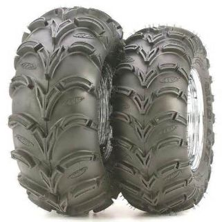 Find POLARIS ATV MUDLITE TIRES 25 INCH ON 12 INCH WHEELS motorcycle in Northern Cambria, Pennsylvania, United States, for US $499.00