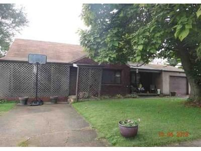 3 Bed 1 Bath Foreclosure Property in Farrell, PA 16121 - Park Ave