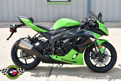 2012 Kawasaki Ninja ZX -6R Supersport La Marque, TX