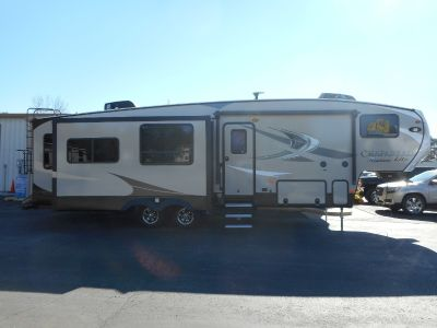 2018 Coachmen CHAPARRAL 30RLS