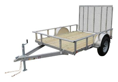 2019 Carry-On Trailers 6X10AGW Utility Trailers Ponderay, ID