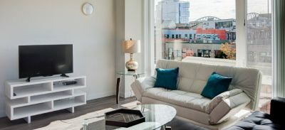 One Bedroom Upscale Apartments Seattle