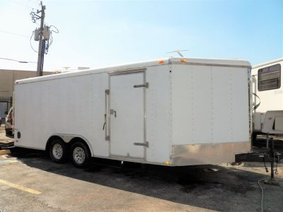 ~~2010 CARGO MATE BLAZER~~TOY HAULER~~25 FT~~GREAT CONDITION~~