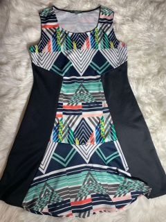 Ny collection colorful dress