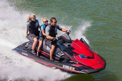 2018 Yamaha FX Limited SVHO 3 Person Watercraft Fayetteville, GA