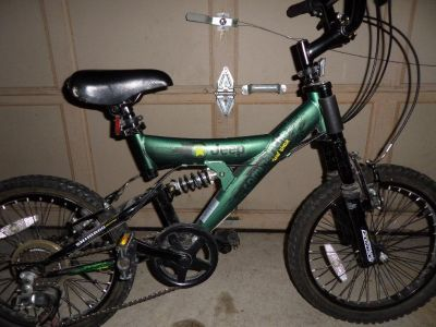 Jeep Kids Bicycle (20 Inch)