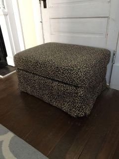 Ottoman or couch lounge
