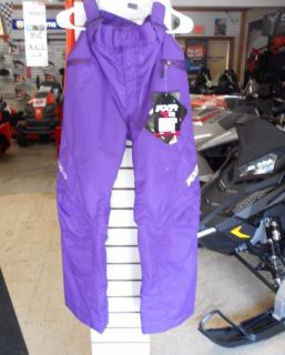 Sell FXR WOMENS FRESH WAIST PURPLE PANTS SIZE: 8 15260.80008 motorcycle in North Adams, Massachusetts, United States, for US $134.99
