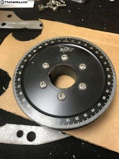 Saco Billet Power Pulleys