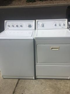 KENMORE WASHER AND DRYER***DELIVERY AVAILABLE
