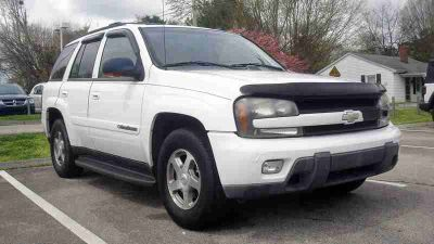 Used 2004 Chevrolet TrailBlazer 4dr 2WD