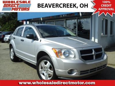 2007 Dodge Caliber SXT (Bright Silver Metallic)