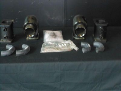 Buy Mercruiser Exhaust Riser Kit 6 Inch 862354A04 motorcycle in Rogers, Minnesota, US, for US $700.00