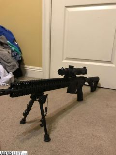 For Sale/Trade: Daniel Defense AR-15
