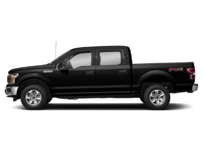 2019 Ford F-150 2WD SuperCrew Box (Magnetic Metallic)