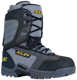 Find 2017 Klim Radium GTX Boot - Black motorcycle in Sauk Centre, Minnesota, United States, for US $299.99