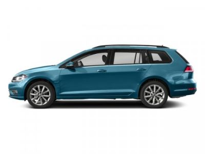 2018 Volkswagen Golf SportWagen S (Silk Blue Metallic)