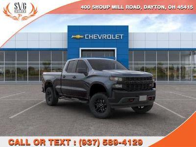 2019 Chevrolet Silverado 1500 Custom (Shadow Gray Metallic)