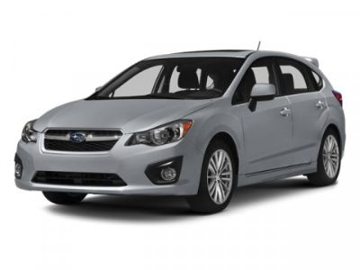 2014 Subaru Impreza 2.0i Premium (Jasmine Green Metallic)
