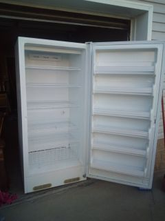 Large upright Deep Freezer