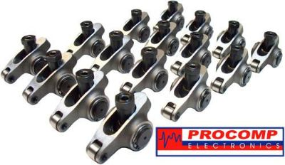 """Find USED Big Block Chevy 454 Stainless Steel Roller Rocker Arms 1.72 7/16"""" BBC 39 motorcycle in Fontana, California, US, for US $49.99"""