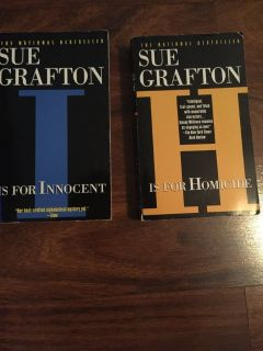 Books Paperback Various authors (2 @ $1)