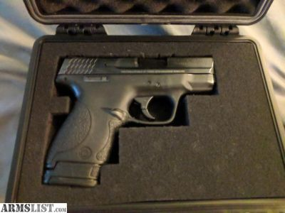 For Trade: S&W M&P Shield 9mm